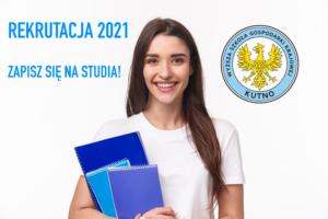 Rerutacja 2021 - zapisz się na studia